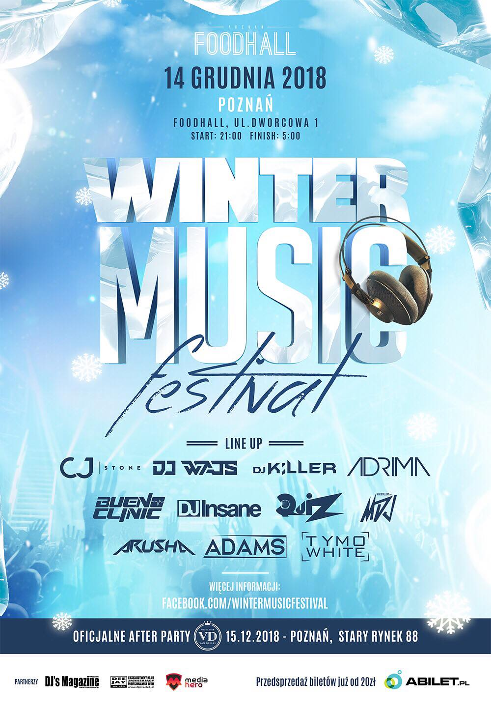 AFTERPARTY WINTER MUSIC FESTIVAL